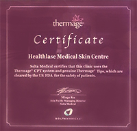 thermage certification